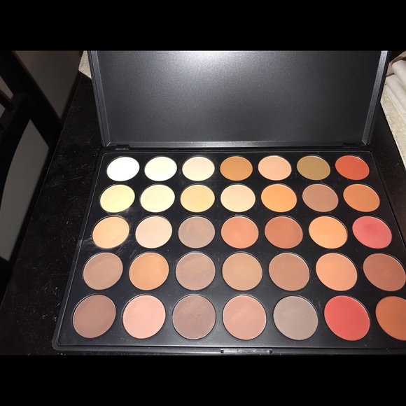 Morphe Other - Morphe 35O Nature Glow Palette